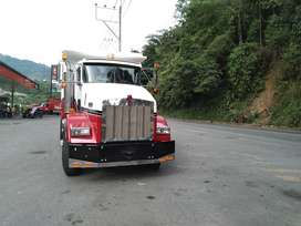 Volqueta Kenworth T800 doble troque