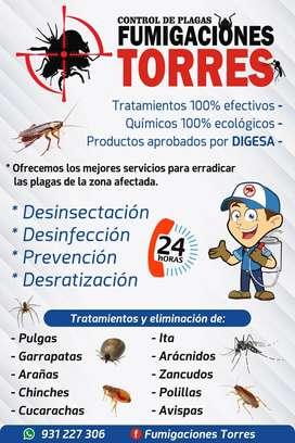 Fumigaciones Torres