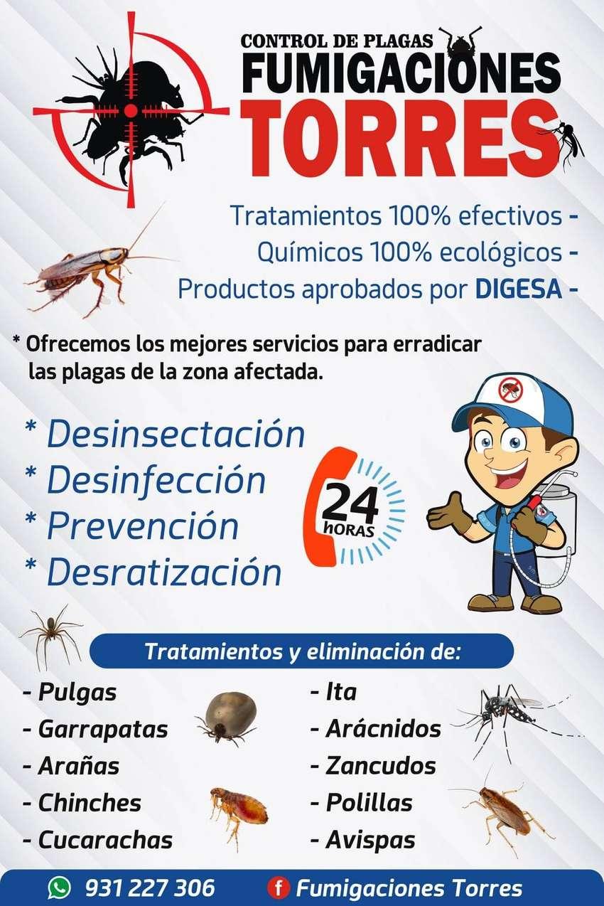 Fumigaciones Torres 0