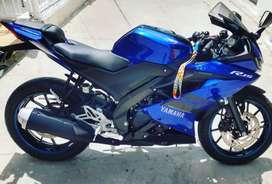 Moto R15 yamaha