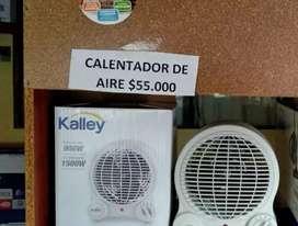 Calentador. De. Ambiente kalley