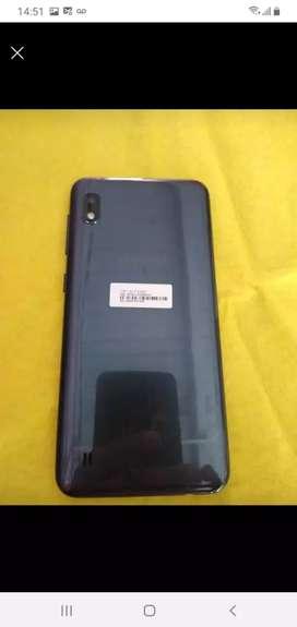 Samsung A10 en caja