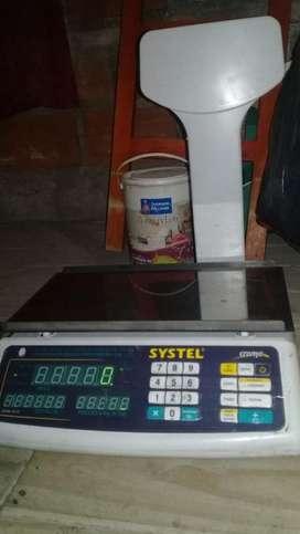 Balanza 30kg