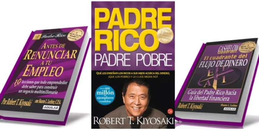 LIBROS Robert kiyosaki Negocios y Emprendimiento 0