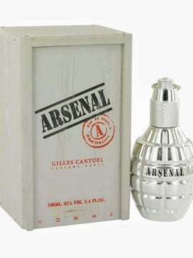 Perfume Arsenal Platinum Original
