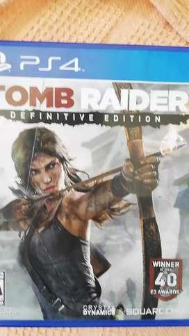 Tomb Raider (Definitiva edition)
