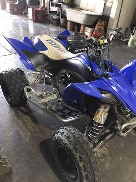 Yamaha YFZ 450r, usado segunda mano  Colonia Segovia, Mendoza
