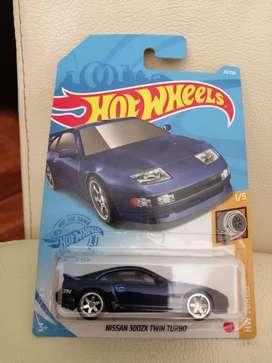 Vendo hotwheels $TH nissan 300zx twin turbo