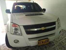 Se vende camioneta Luv Dmax turbo Diesel 4x4