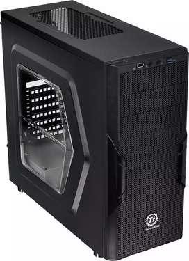 Cpu Gamers - I5 - Gtx 1050 - 240g Ssd - 1tb - 8g Ram