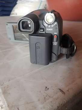 Vendo Cámara filmadora a caset
