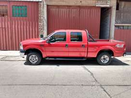 Ford Duty 4x4 doble cabina