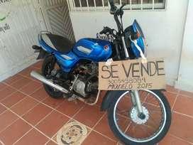 Moto boxer ct100