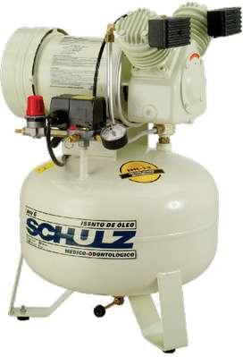 Compresor Libre de Aceite SCHULZ MSV 6