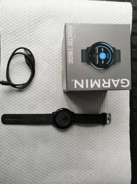 Vendo Garmin vivioactive music 3