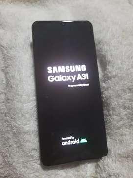 Samsung A31 128gb muy buen estado