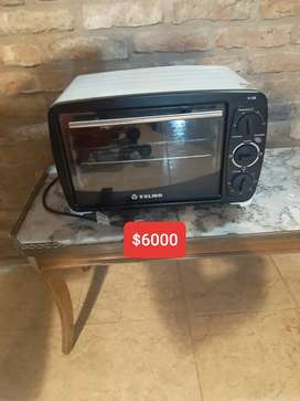 Vendo horno elétrico