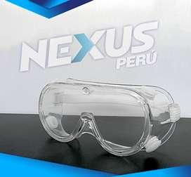 Gafas Protectoras Material PVC / Policarbonato