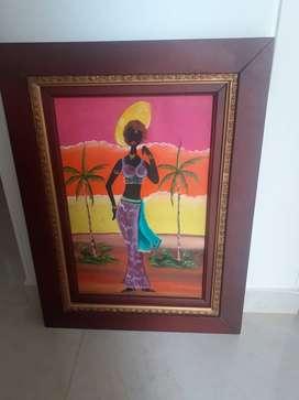 Se vende cuadro para sala
