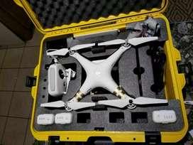 Drone Dji Phantom 3 Professional 4k con maletin y accesorios