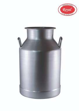 porongos de aluminio para leche