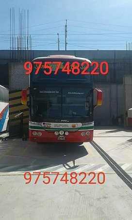 Vendo bus piso y medio scania K124