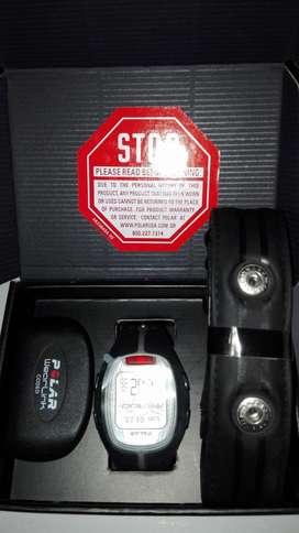 Reloj polar RS 300x,nuevo,en la caja.