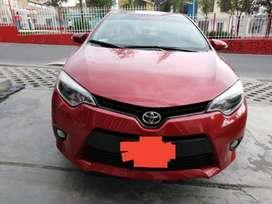 Toyota corolla 2016 - 2017 versión premium / mas que full