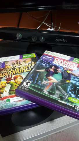 Vendo Kinect Xbox 360