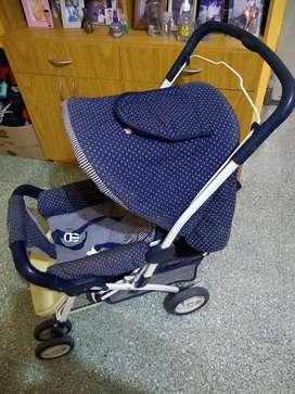 cochecito de bebe usado