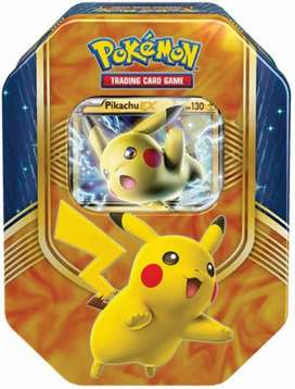 Pack pokemon EX picachu especial edition