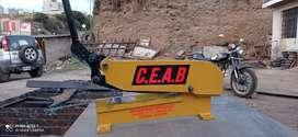 Dobladora, Cortadora de tol mini de 30 cm