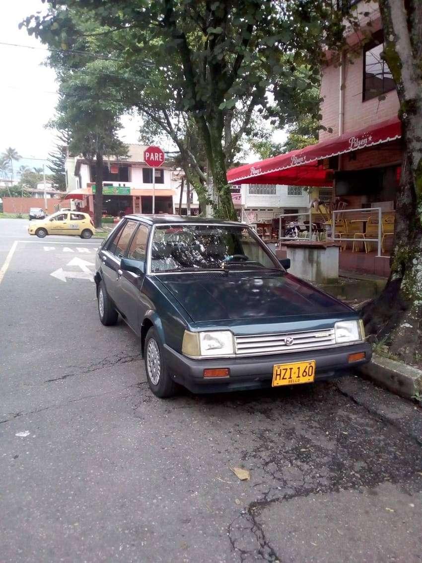 Mazda323 hb, Modelo 1985, sedan, cc 1300 0