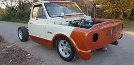 Vendo Chevrolet C10 Turbo Fueltch 350