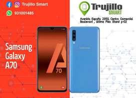 Samsung Galaxy A70 Nuevos Tienda Fisica
