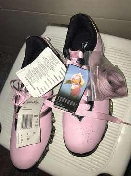 Zapatos Mujer Adidas Golf gratis guante