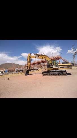 En venta excavadora CAT 330 BL operativa