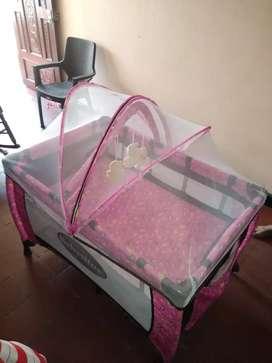 Corral multifuncional para bebes