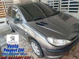 Venta de selecto y deportivo Peugeot 206