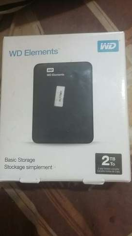Disco Portable Nuevo 2 Tb