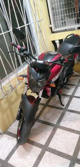 Se Vende Moto Yamaha Fz $1500, solo esta batería baja todo En Buen estado