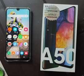 Celular Samsung a50 en perfecto estado