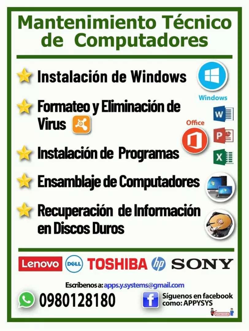 Clases de informática y programación en Guayaquil 0