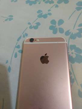 Se cambia iPhone S6 por otro celular