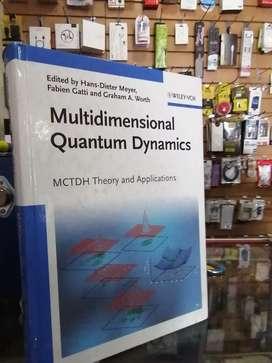 Mecánica cuántica multidimensional en inglés en la casa del libro cables calculadoras portátiles domicilios