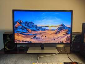 "Monitor AOC 28"" 4K UHD 60Hz 1ms, 1.000'000.000 de colores, contraste 80'000.000:1, FreeSync"