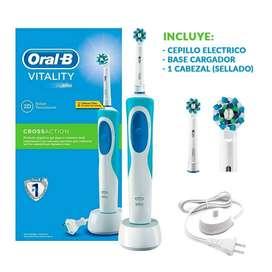 Cepillo dental electrico Oral B Vitality CrossAction