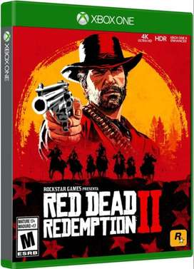 Red Dead Redemption 2 Xbox One, Físico