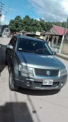 Ocacion vendo mi camioneta Suzuki Gran Nomade por renovación
