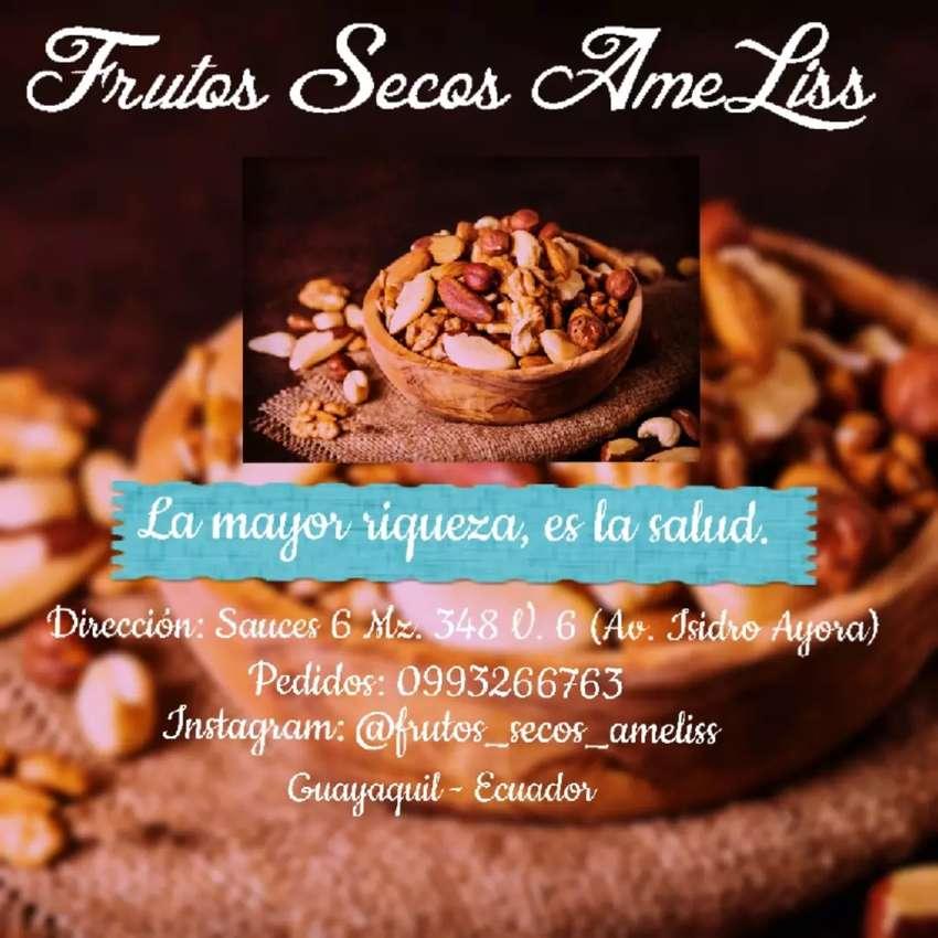Frutos Secos AmeLiss 0